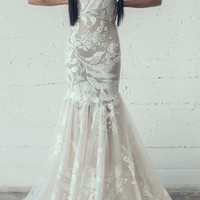 Lina Mermaid Gown | Moda Operandi