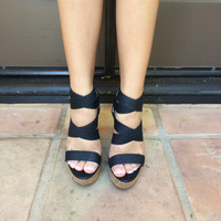 Black Impact-BLKELS Wedges