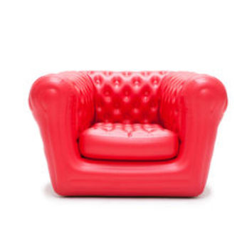 Inflatable Chesterfield Arm Chair