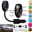 Best Wireless Remote Control Hands-free Car Mp3 Player Bluetooth FM Transmitter (Size: 2) = 1705898372