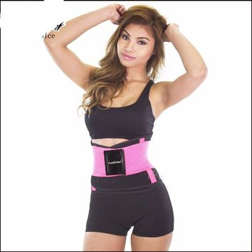 Neoprene Waist Slimming Sports Belt Waist Trimmer Exercise Belt Burn Fat Sauna Sweat Loss Weight Sport Girdle For Men/Women -1