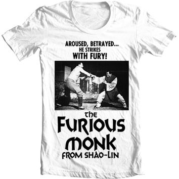 Kid's Octane Furious Monk Vintage Kung Fu T-Shirt