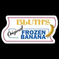 bluth's frozen banana { with banana } . arrested dev by timmehtees