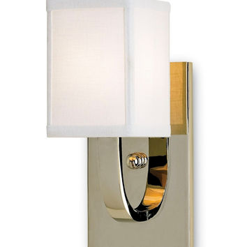 Currey Company Sadler Wall Sconce