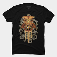 Steampunk Style Tshirts SOLD! Thank You! Designs by BluedarkArt