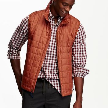 Old Navy Mens Quilted Vests