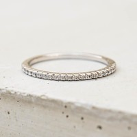 Eternity Ring - Silver