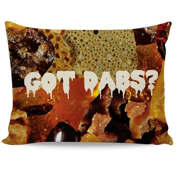 Got Dabs Pillow Case