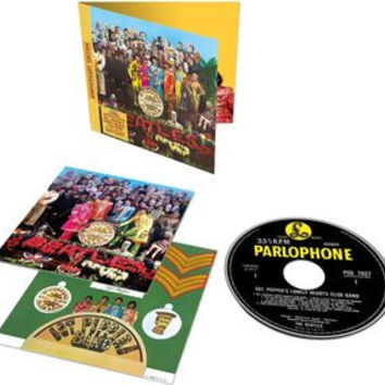 Sgt. Pepper's Lonely Hearts Club Band - The Beatles, CD