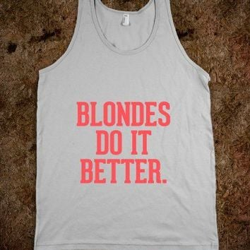 Blondes do it better Infra Red - Awesome fun #$!!*&
