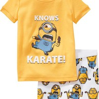Old Navy Despicable Me PJ Sets For Baby