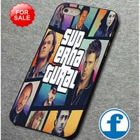 Supernatural GTA for iphone, ipod, samsung galaxy, HTC and Nexus Phone Case