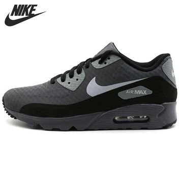 Original New Arrival NIKE AIR MAX 90 ULTRA ESSENTIAL Men's Running Shoes Sneakers