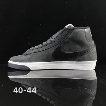 Nike Blazer Mid Vntg Woman Men Fashion High-Top Sneakers Sport Shoes