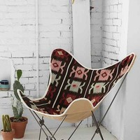 Kilim Butterfly Chair Cover- Multi One