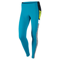 Women's Nike Club Colorblock Leggings