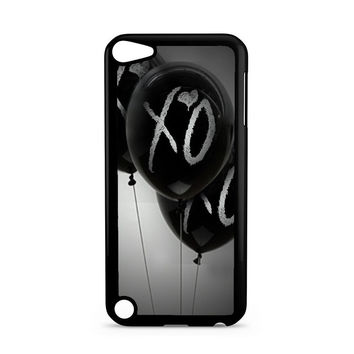 Xo The Weeknd Wonder Ipod Touch 5 Case
