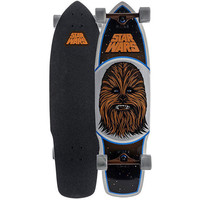 Santa Cruz Star Wars Chewbacca Cruzer Multi One Size For Men 24045295701