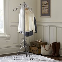NEW YORK CLOSET COAT RACK