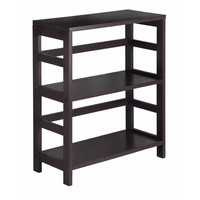 Leo Shelf / Storage, Book, 2-Tier Wide