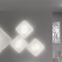 Axo Light - Muse Large Square Ceiling Light