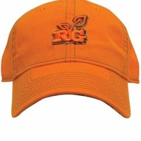 The Game's Women's Realtree Girl Relaxed Embroidered Cap - Tangerine
