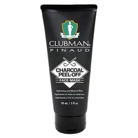 Clubman Pinaud Charcoal Peel-Off Face Mask, 3 oz
