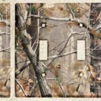 Realtree Wall Plates