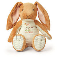 Guess How Much I Love You - Floppy Bunny Plush