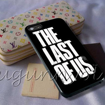 The Last Of Us Cover - iPhone 4 4S iPhone 5 5S 5C and Samsung Galaxy S3 S4 S5 Case