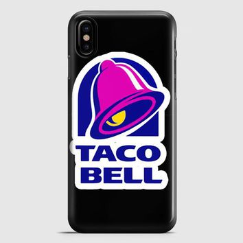 Taco Bell  Tshirt iPhone X Case