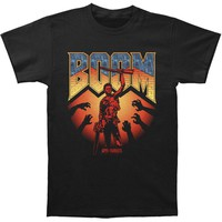 Army Of Darkness Men's  Boom T-shirt Black