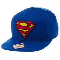 Superman - Logo Blue Snapback