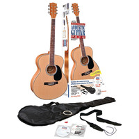 Emedia Teach Yourself Acoustic Guitar Pack Steel-string