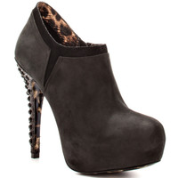 Betsey Johnson - Viivian - Black Leather