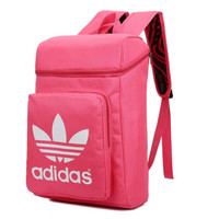 Adidas Simple college wind waterproof high school students leisure campus backpack