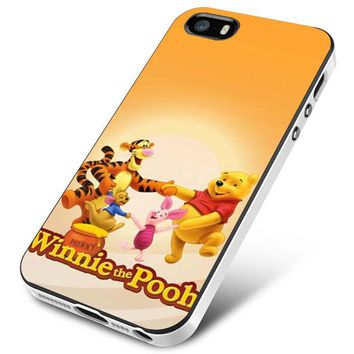 Winnie the Pooh and Friends iPhone 5 | 5S | 5SE Case Planetscase.com