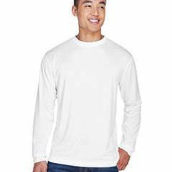 UltraClub - Adult Cool & Dry Sport Long-Sleeve T-Shirt