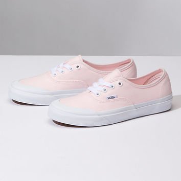 Canvas Authentic 138 | Shop At Vans