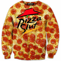 Pizza Slut Crewneck