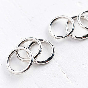 Rounded Multi Ring Pack | Urban Outfitters