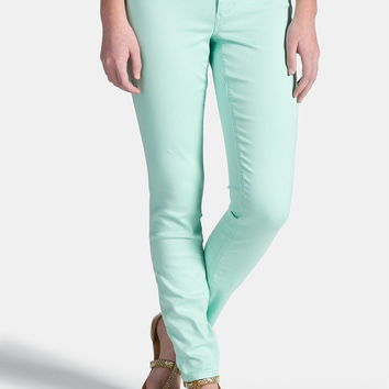 denim flex ™ mint jegging