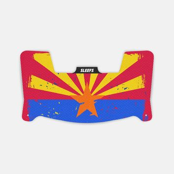 Arizona State Flag Visor Skin