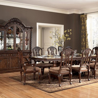 North Shore Formal Dining Collection by Ashley Furniture