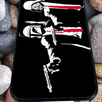 star wars pulp for iPhone 4/4s, iPhone 5/5S/5C/6, Samsung S3/S4/S5 Unique Case *76*