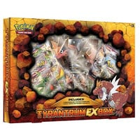 Pokemon TCG: Tyrantrum- EX Box Card Game