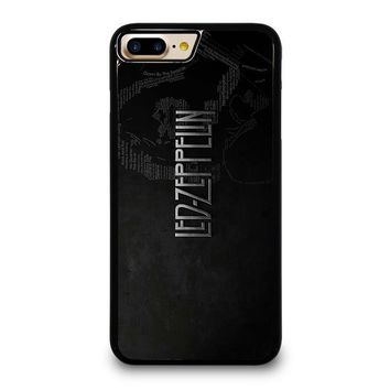LED ZEPPELIN LYRIC iPhone 7 Plus Case Cover