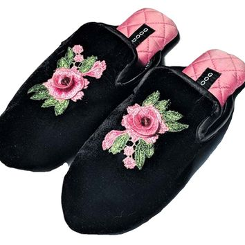 Posh Slippers by Goody Goody