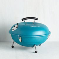 ModCloth Vintage Inspired Cookout of This World Grill
