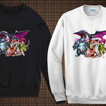 clash of clan characters1 sweater clash of clan sweatshirt fit for you and your children